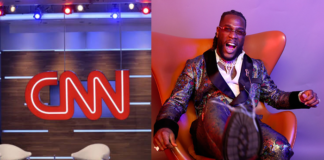 Burna Boy Tops CNN List Of African Biggest Artiste