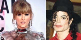 taylor swift and michael-jacksons