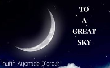 Inufin Ayomide - To a Great Sky
