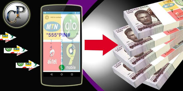 5 Channels to Convert Airtime to Cash and Transfer it Directly to Your Bank Account