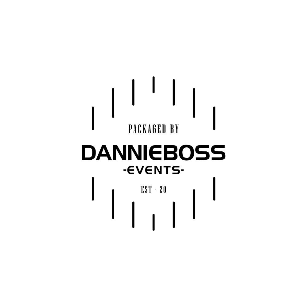 Dannieboss Events Official Logo