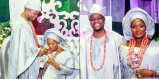 OAP Toolz Prays For Husband As They Celebrate 4th Traditional Wedding Anniversary