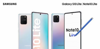 Samsung Galaxy Note 10 Lite, S10 Lite Launched - Features Triple Rear Cameras, 6.7-inch full HD and More