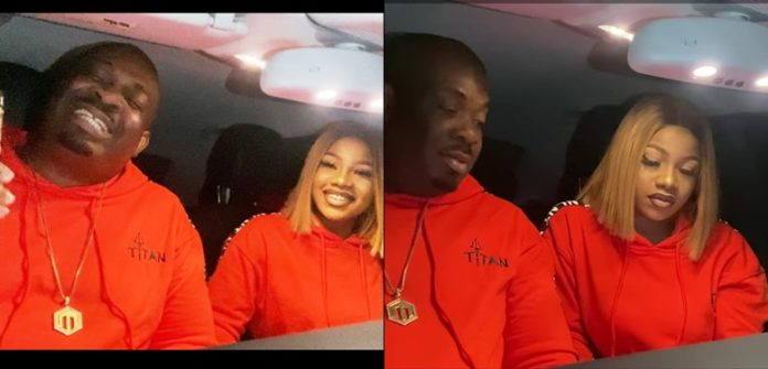 Tacha and Don Jazzy Naijahotstars