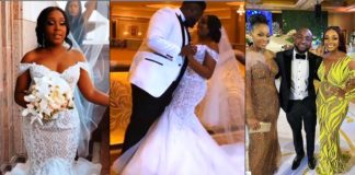 Adewale Adeleke And Kani White Wedding In Dubai