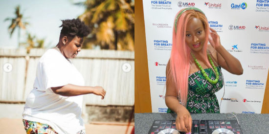 DJ Cuppy And Teni