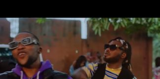 Ajura ft. Slimcase – Dangbanagba (Official Video)