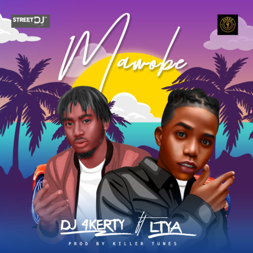 Download Audio: DJ 4kerty x Lyta – Mawobe