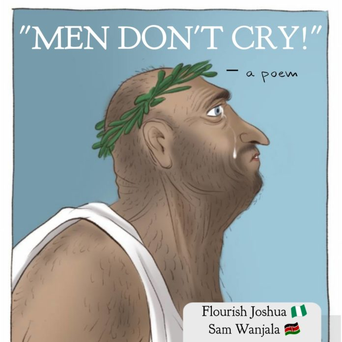 Flourish Joshua - Men Don't Cry
