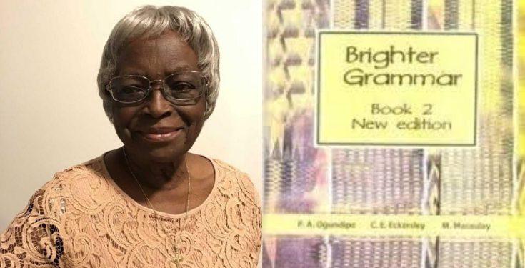 Author Of Brighter Grammar Dies At 92