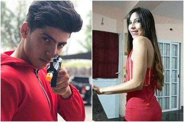 Teenager kills girlfriend