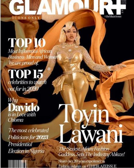 Toyin Lawani