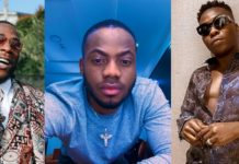 Burna Boy, koredo Bello and Reekado Banks